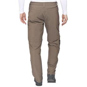 The North Face Exploration Convertible Pants Men Regular weimaraner brown
